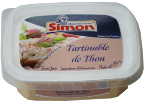 Tartinable de Thon